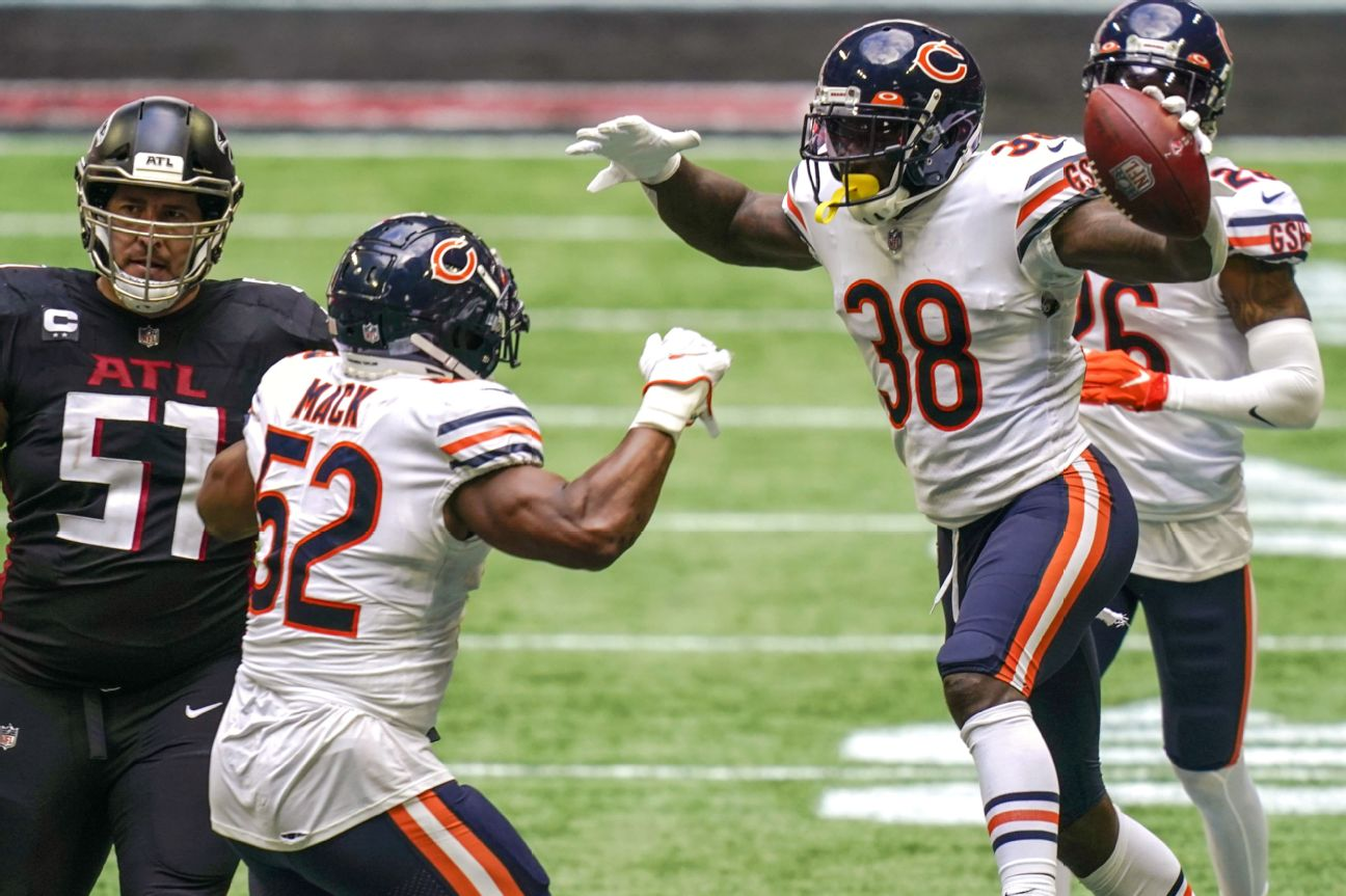 Source: Bears re-signing starting safety Gipson