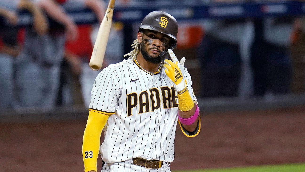 Padres 2021 Season