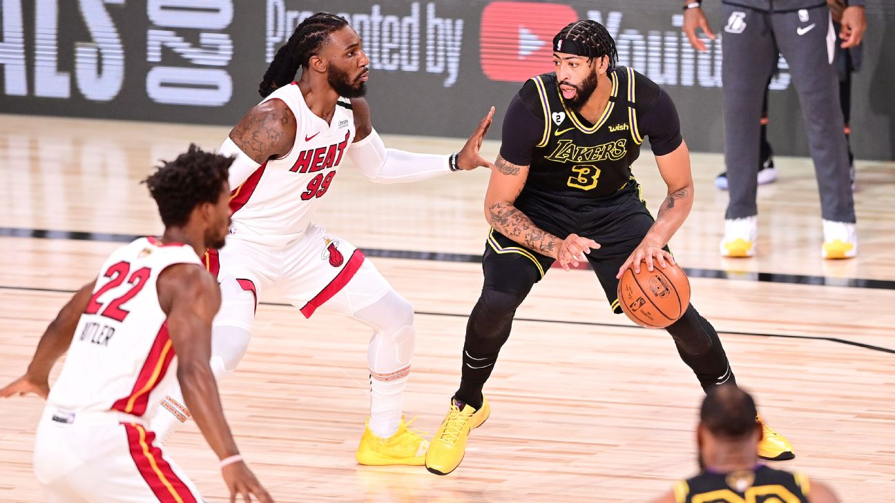 Nba Finals 2020 Schedules News Odds And Latest Updates For Miami Heat Vs Los Angeles Lakers