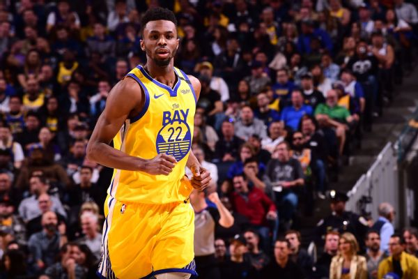 Source: Warriors' Wiggins remains unvaccinated