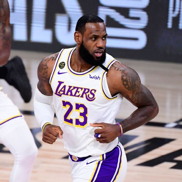 LeBron: 'Younger' Lakers can repeat as champs