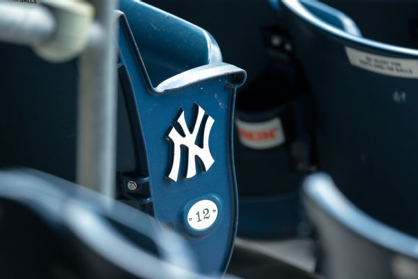 Another Yanks staffer tests positive for COVID-19