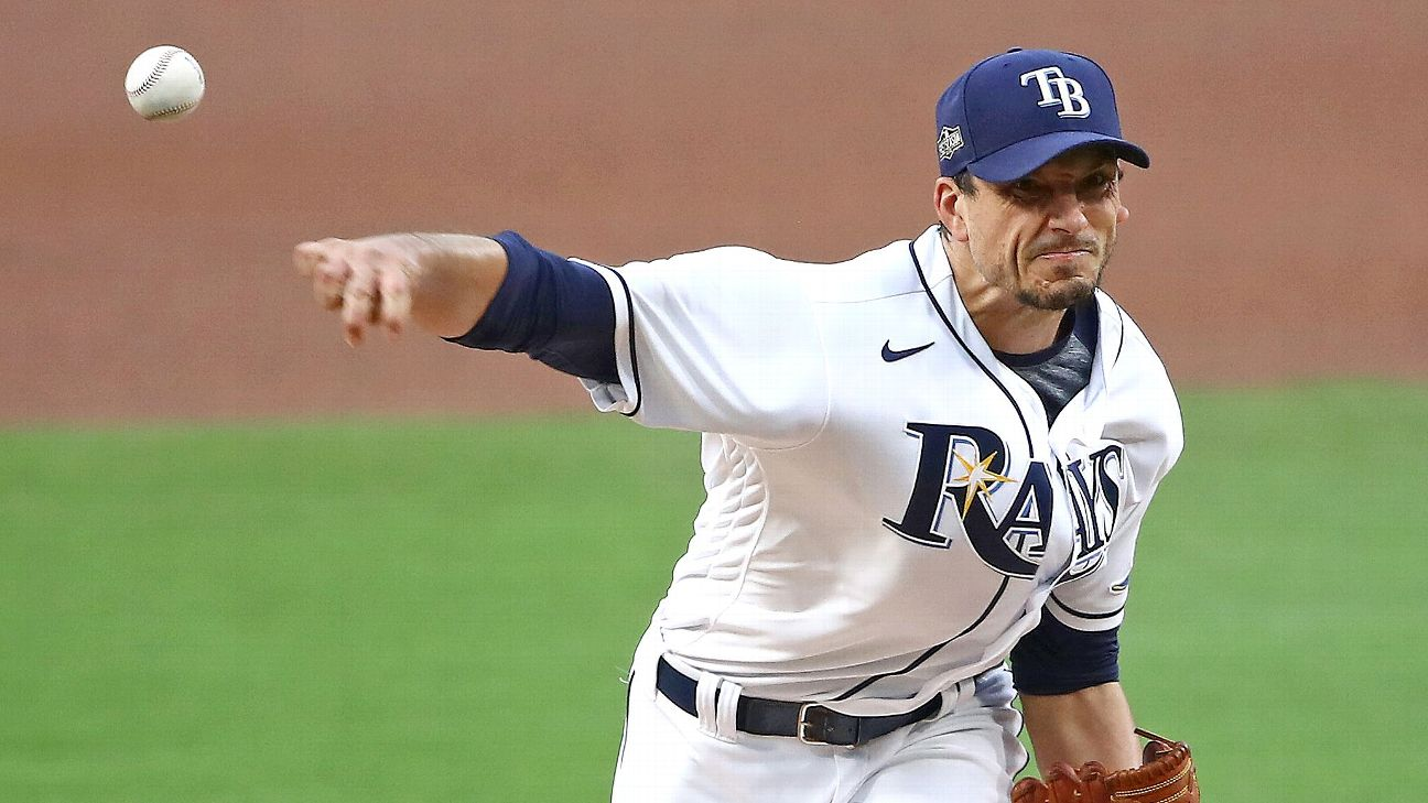 world series daily tampa bay rays charlie morton battles los angeles dodgers walker buehler in pivotal game 3 tampa bay rays charlie morton battles