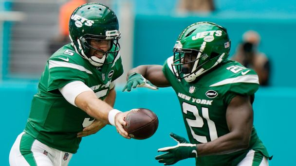 Jets vs. Dolphins (Joe Flacco)