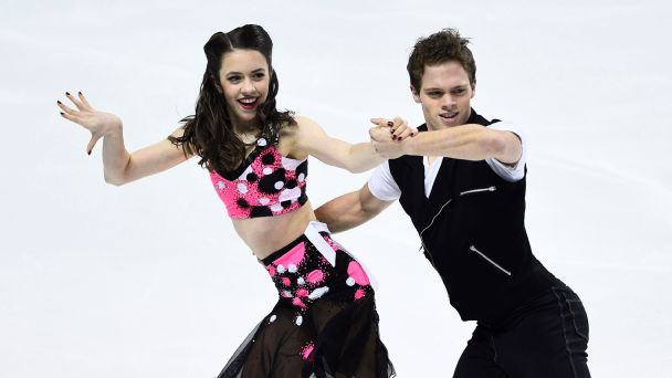 How did figure skaters prepare for Skate America during a pandemic? It wasn't easy