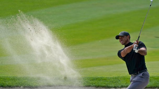 Tiger Woods knew his game wasn't ready, then he proved it