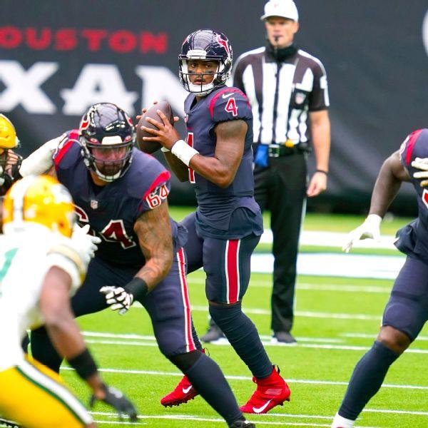 Frustrated Watson, Watt lament Texans' record