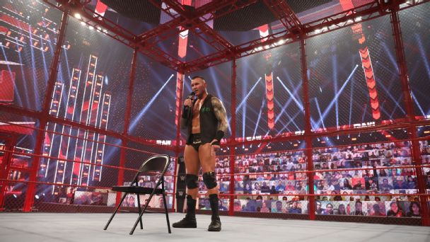 WWE Hell in a Cell live results, recaps and analysis