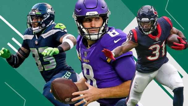 Week 8 NFL Power Rankings: 1-32 poll, plus players who need to step up