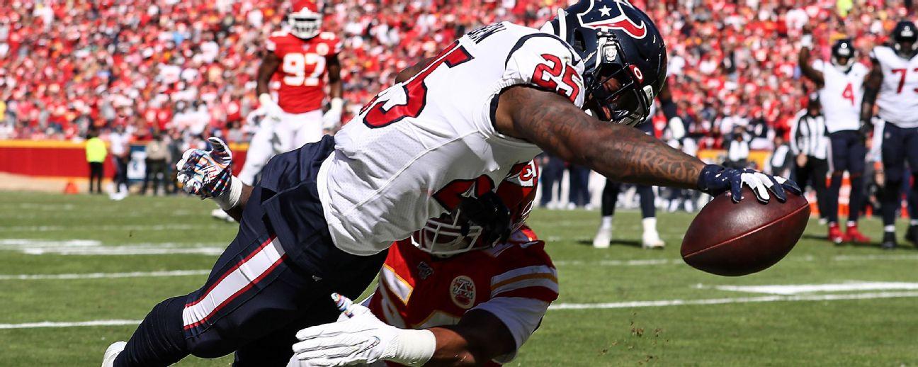 Duke Johnson NFL Jersey
