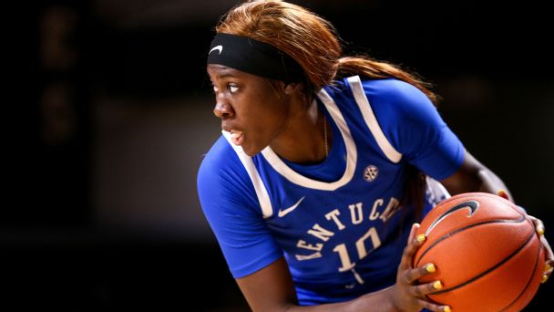 Ranking the top 25 players in women's college basketball