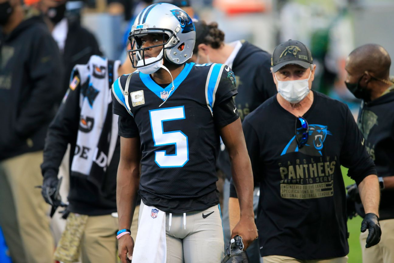 Bridgewater criticizes how Panthers practiced