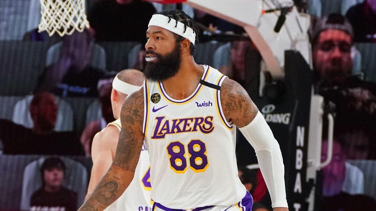 Markieff Morris returning to Los Angeles Lakers