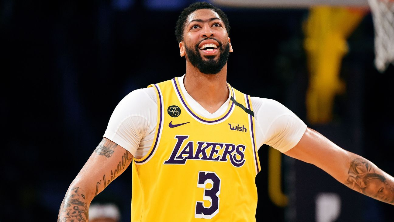 Sources Anthony Davis To Wait Before Committing To Los Angeles Lakers