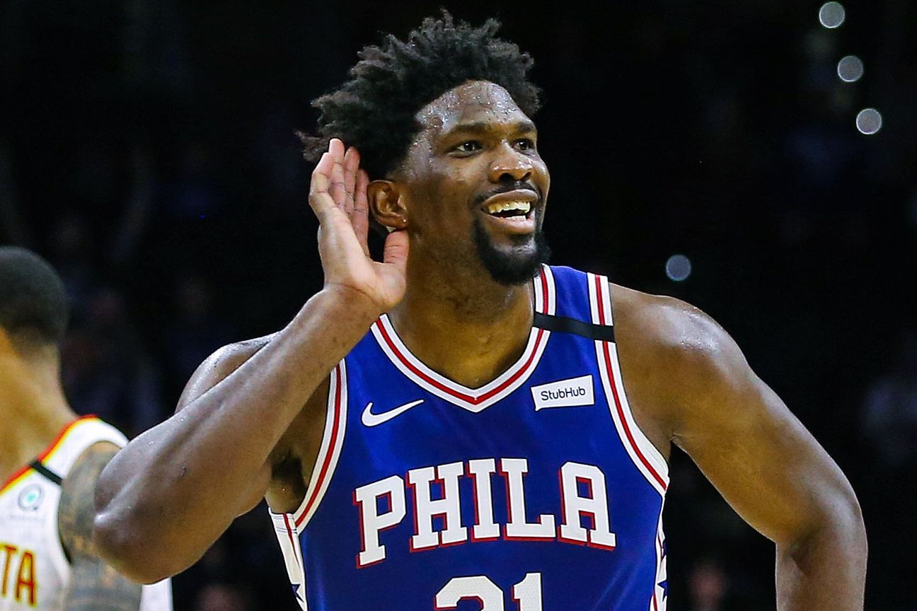 Embiid donates ASG money to homeless shelters