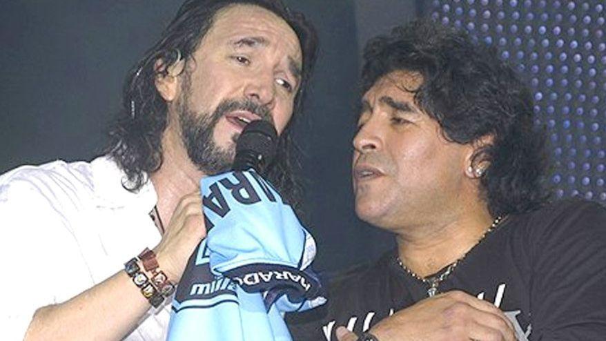 Si No Te Hubieras Ido El Himno Que Adoptó Maradona Del Buki