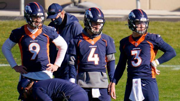'Improvise and adjust': Broncos won't have NFL QB in uniform vs. Saints