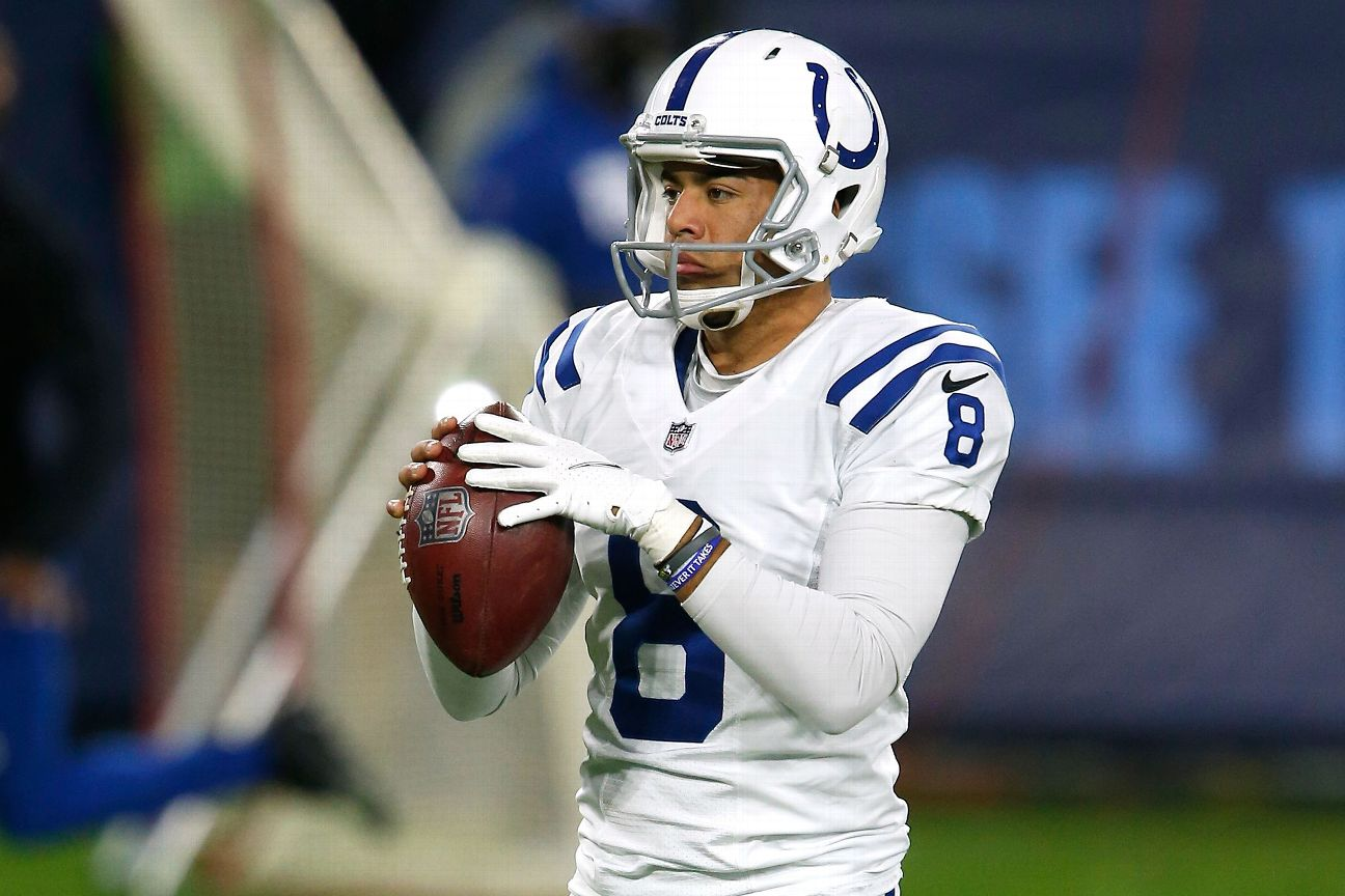 Colts punter to have cancerous tumor removed