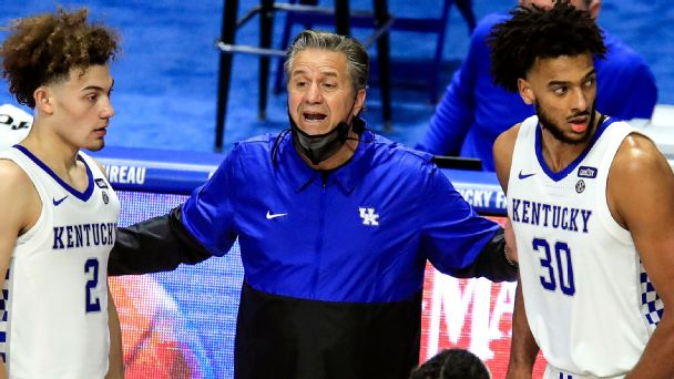 Biggest questions for Kentucky, Jalen Suggs' stardom and a Champions Classic preview