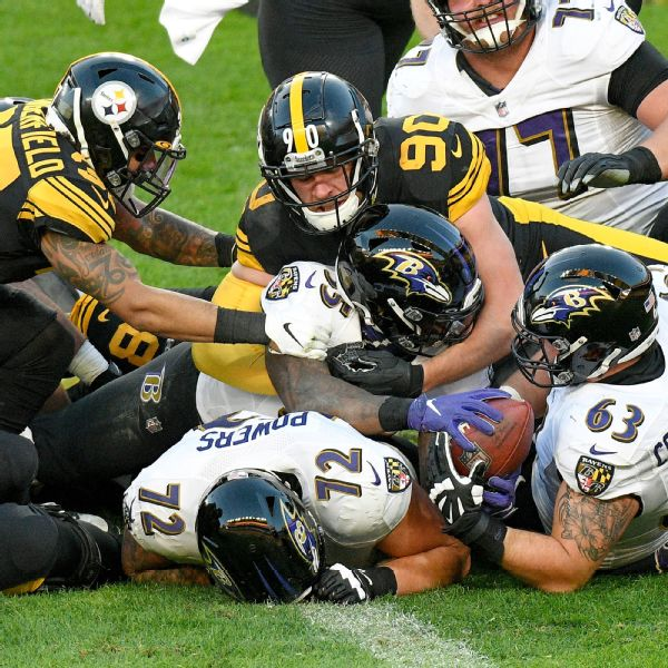 Ravens frustrated after matinee, makeup defeat
