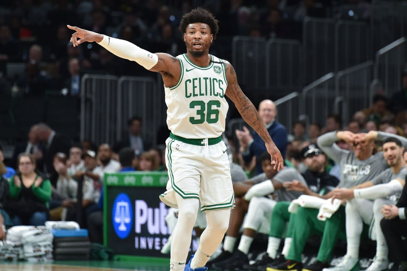 Sources: Celts' Smart likely out through AS break