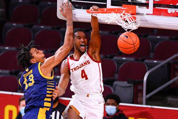 USC 7-footer Mobley declares for NBA draft