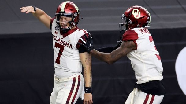 Oklahoma takes over top spot in post-spring power rankings