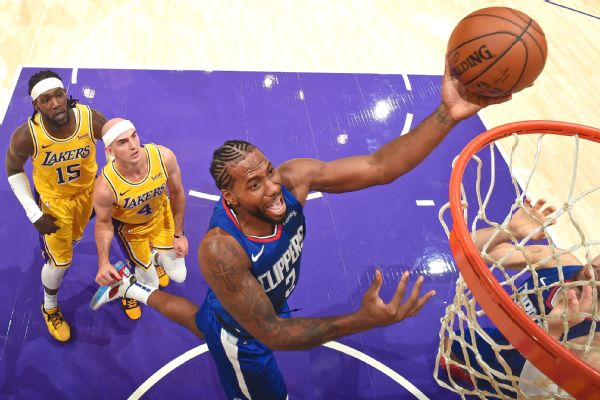 Kawhi: Hope for '21-22 return factored into deal