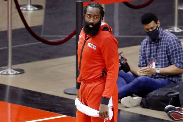 Harden available for Nets debut against Magic