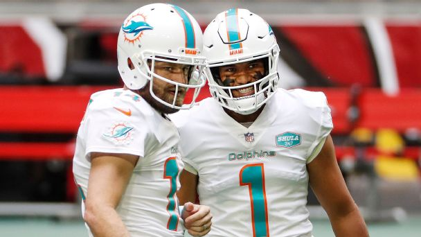 Would Deshaun Watson's availability change Dolphins' plan to build around Tua Tagovailoa? - NFL Nation