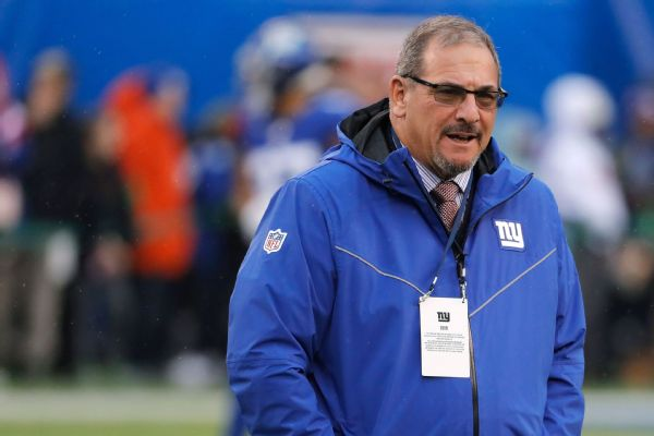Gettleman: 'Urban myth' he won't trade back