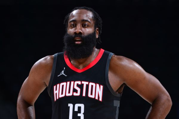 Sources: Harden to Nets in 4-team megatrade