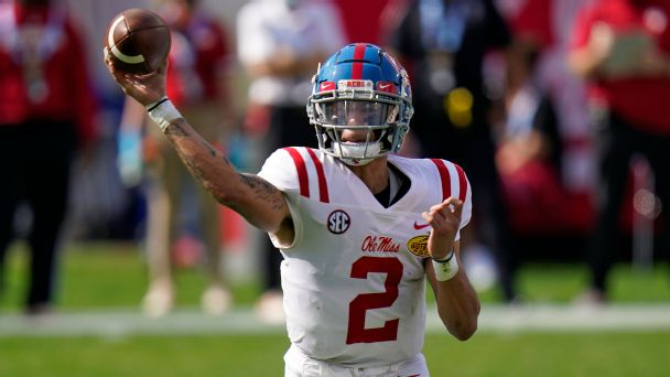 Everything you need to know about next year's top NFL draft QB prospects