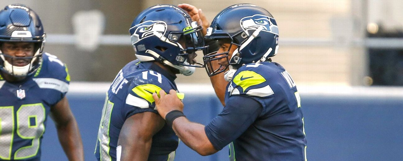 Follow live: Seahawks clash with NFC West rival Rams in wild-card matchup