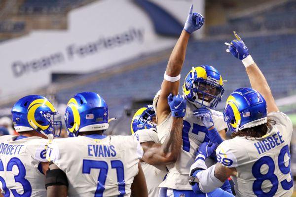 Rams move on as defense stifles Russ, Seahawks