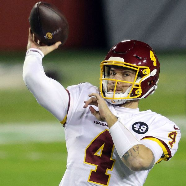 WFT re-signs QB Heinicke after strong finish