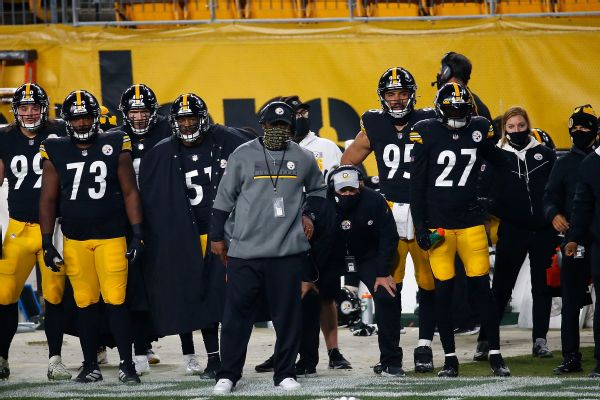 Tomlin on Steelers' collapse: We 'died on the vine'