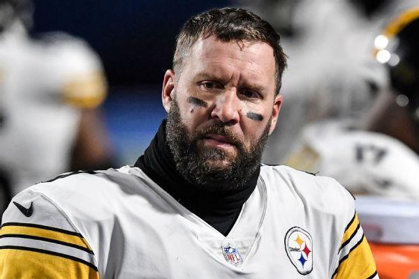 Big Ben vows to help Steelers with M cap hit