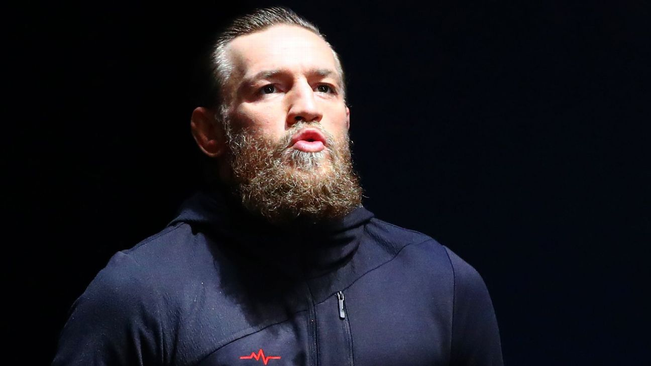Why UFC 257 will tell us all we need to know about Conor McGregor