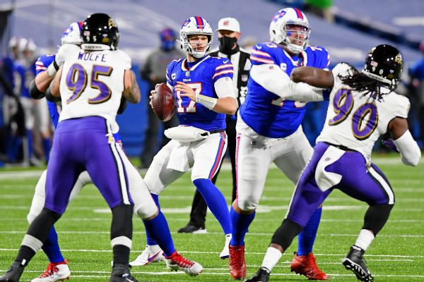Bills back to AFC championship after 27-year wait