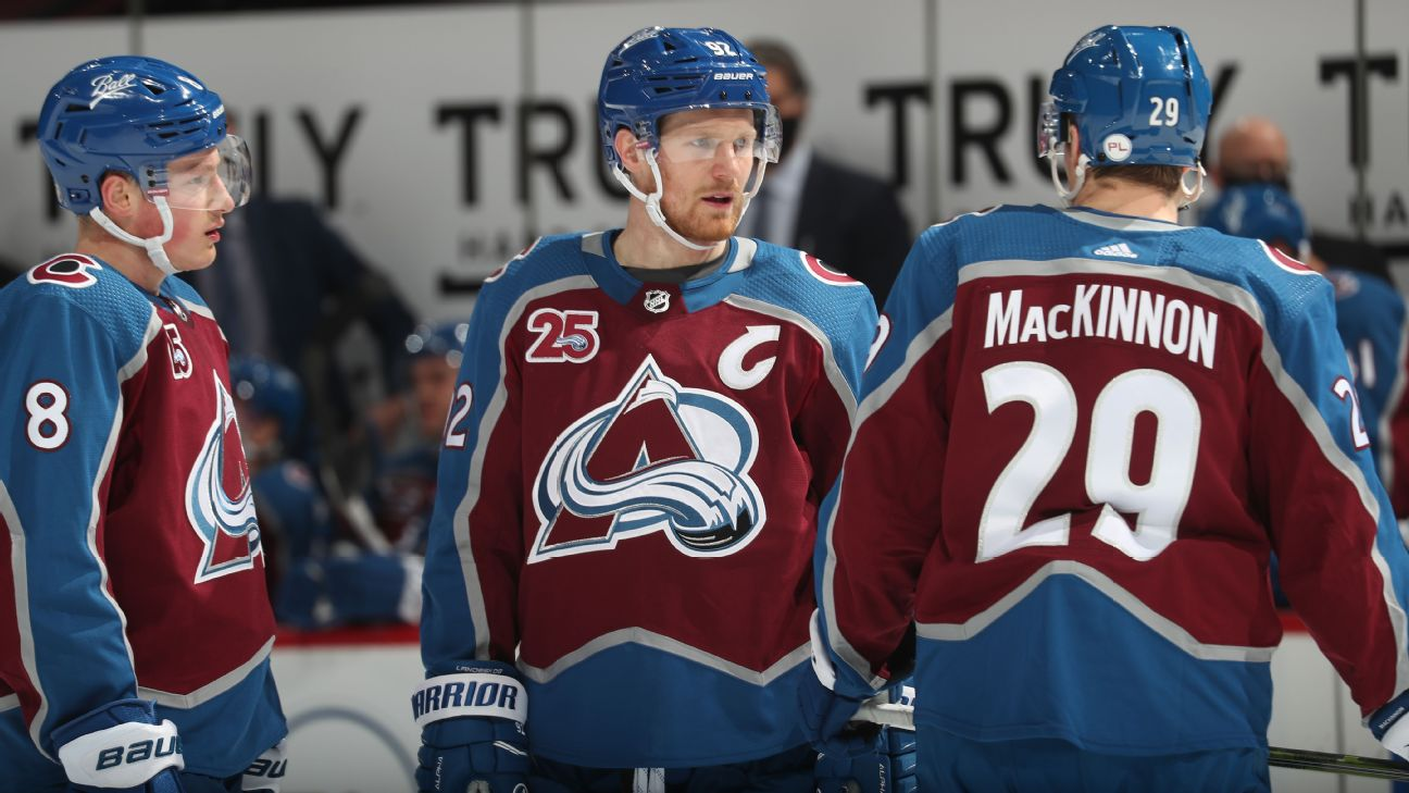Best And Worst Of The Nhl This Week How The Colorado Avalanche Are Handling Being A Top Stanley Cup Favorite