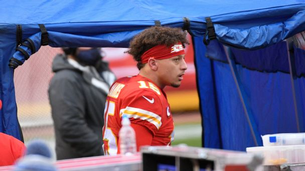 How the concussion protocol works: What Patrick Mahomes has to do to get back on the field