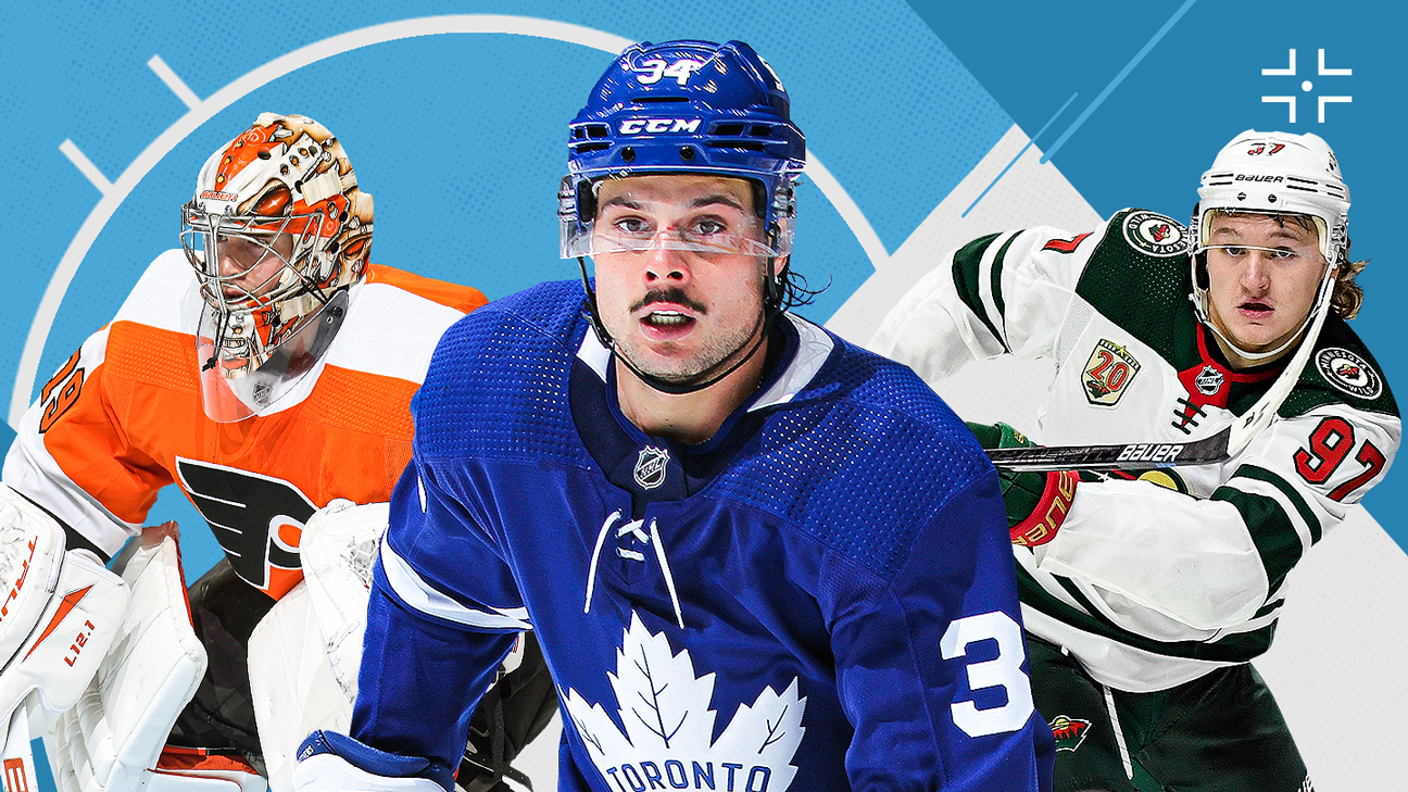 NHL Power Rankings: Every team's biggest opening week surprise