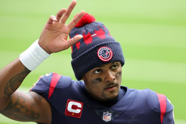 Sources: Watson expected to seek Texans exit