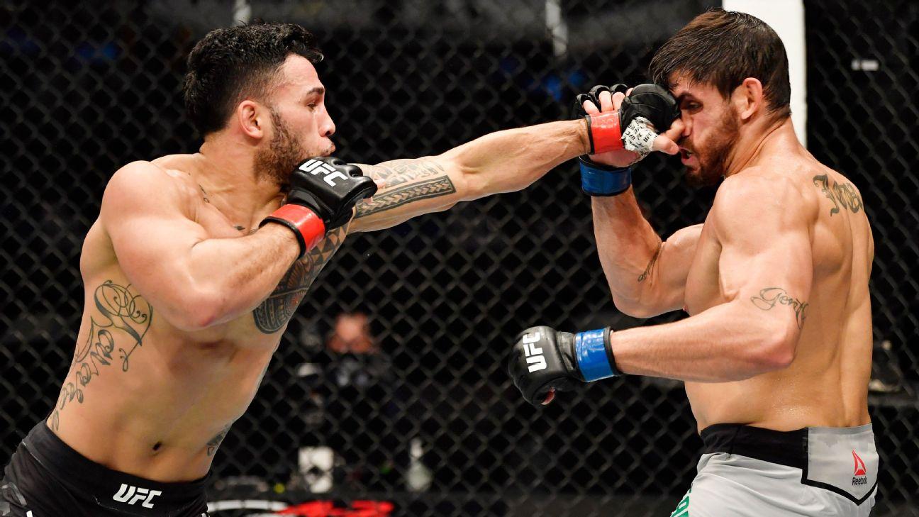 UFC 257 Conor McGregor vs. Dustin Poirier: Live updates and results