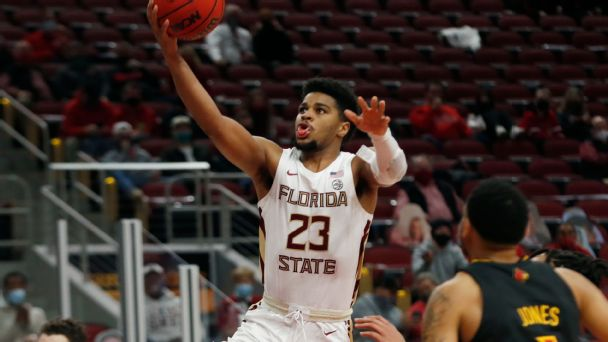 Bracketology: Florida State up to a No. 4 seed after crushing Virginia