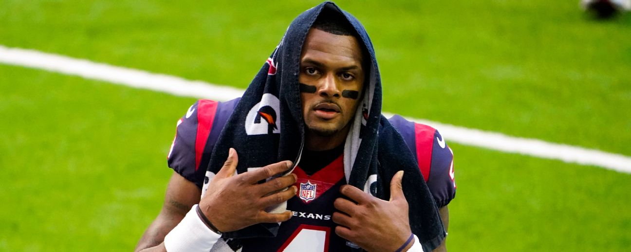 Sources: Watson has asked Texans to trade him