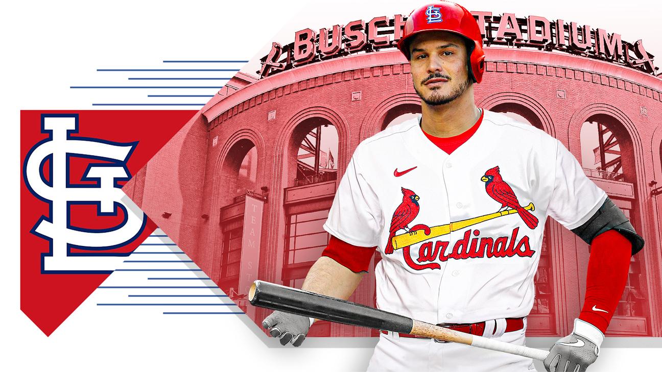 St. Louis Cardinals to acquire Nolan Arenado from Colorado Rockies