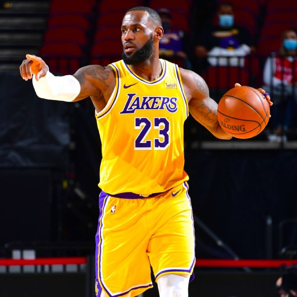 LeBron: Don't forget Dubs when talking up Nets