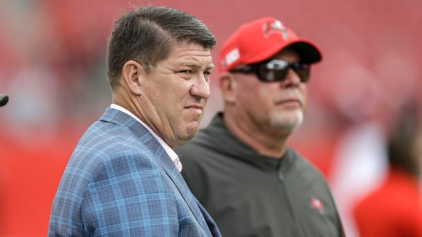 From hot seat to Super Bowl: How GM Jason Licht built the Tampa Bay Buccaneers